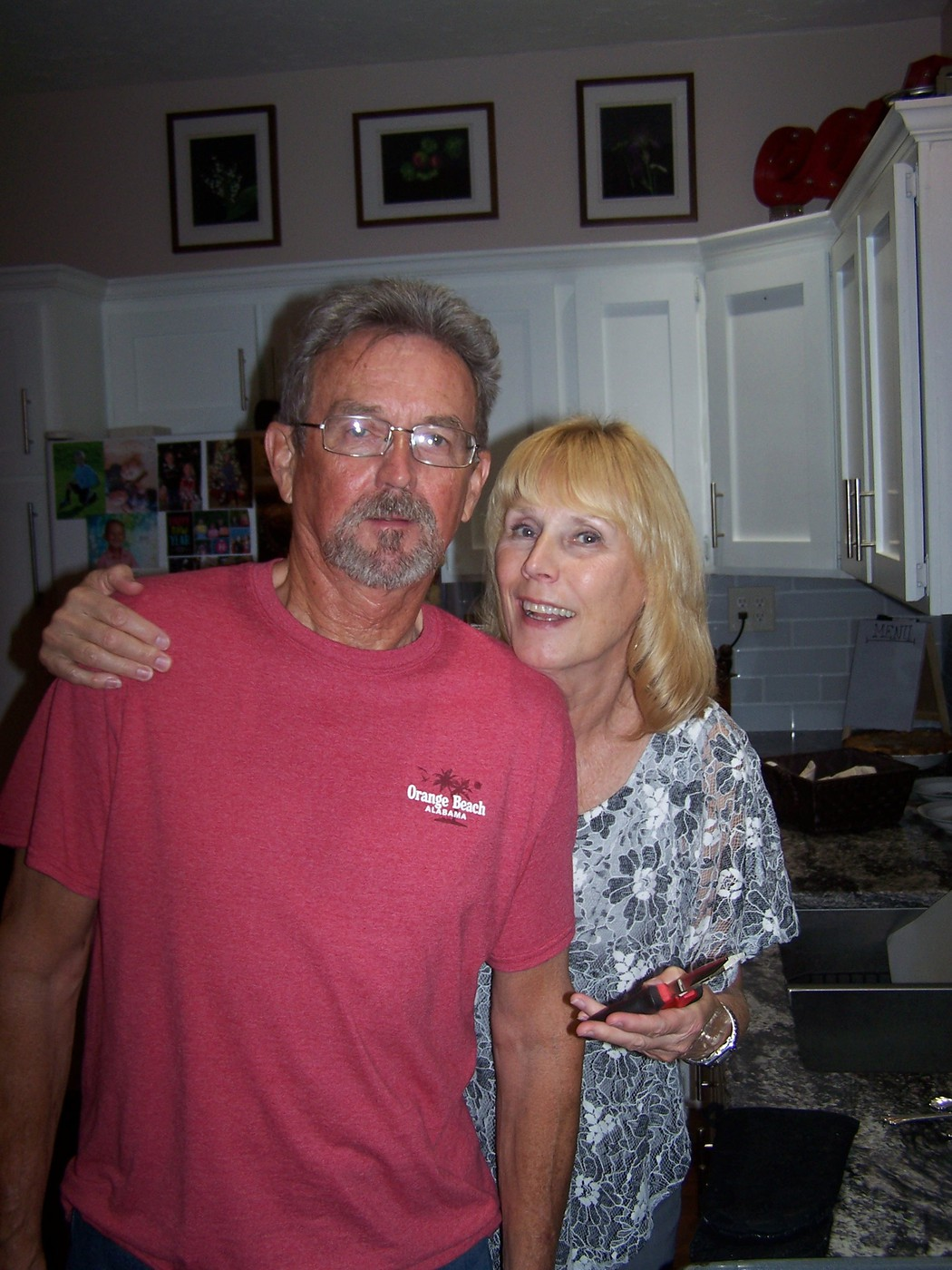 Shelley Brown and Jim
